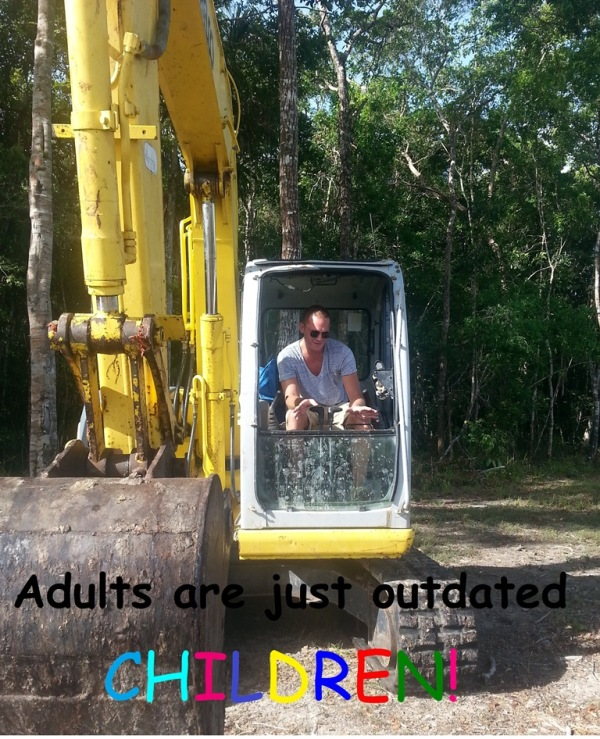 ADULTS ARE