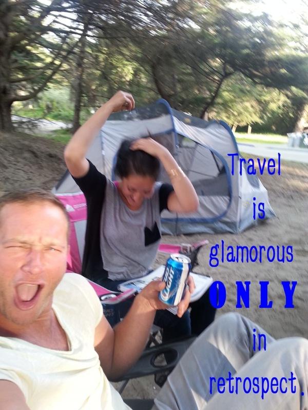 GLAMOROUS TRAVEL